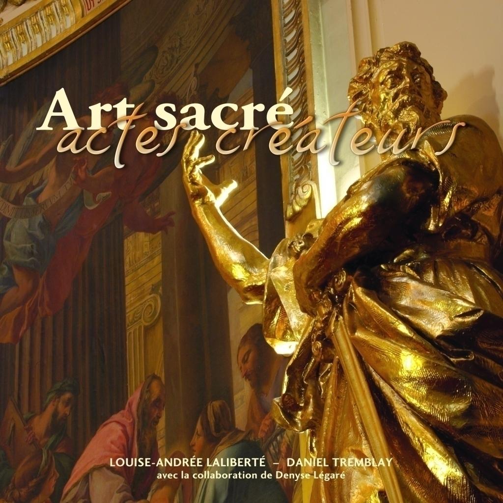 Art sacré, actes créateurs