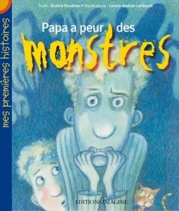 Papa a peur des monstres