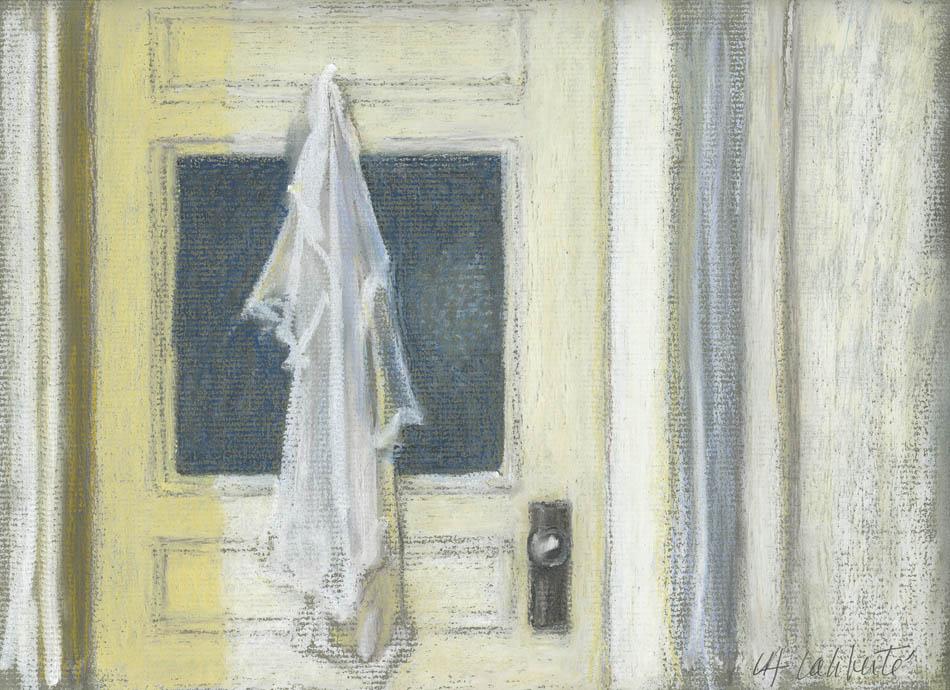 Après le bain, chambre 5
