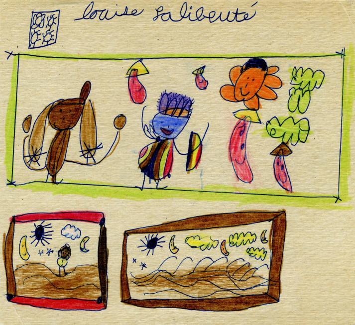 LAL-premiers dessins